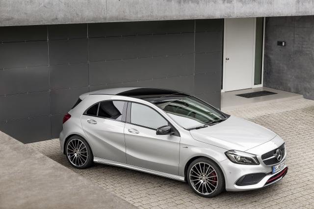 A Serisi Mercedes A180