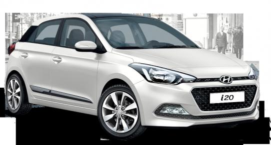 Hyundai i20 1.2 MPI JUMP