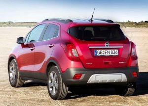 Makyajlanan Opel Mokka