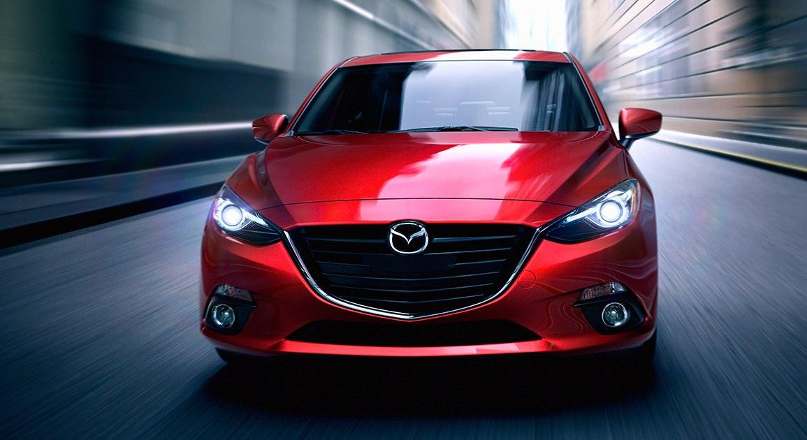 Mazda 3 2017 model