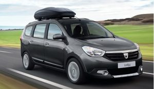 2016 Model Dacia Lodgy