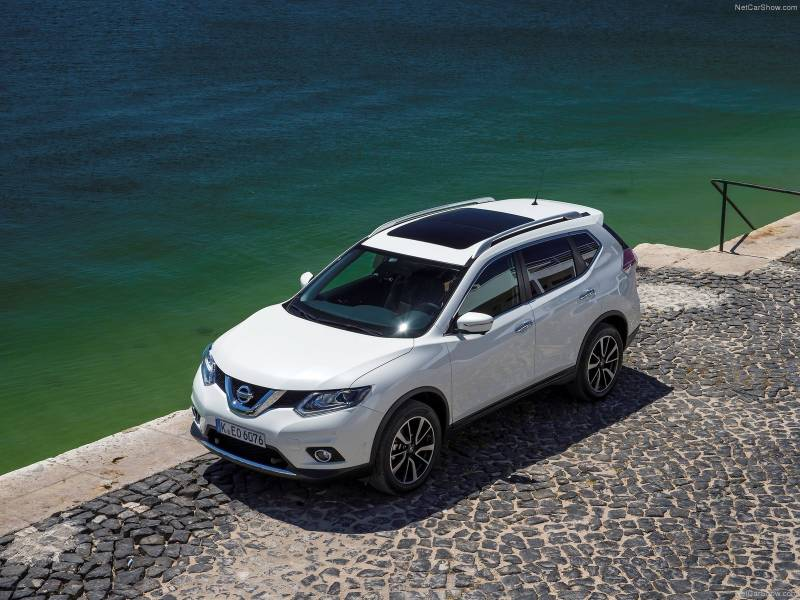 2016 Model Nissan X-Trail