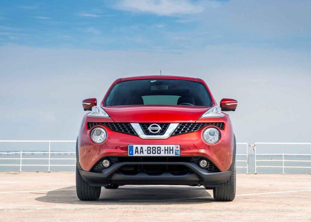 2016 Nissan Juke Renk Seçenekleri