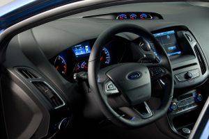 2016 Ford Focus RS İç Görünüm