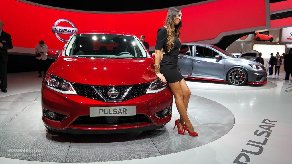 SUV Segmenti Nissan Pulsar