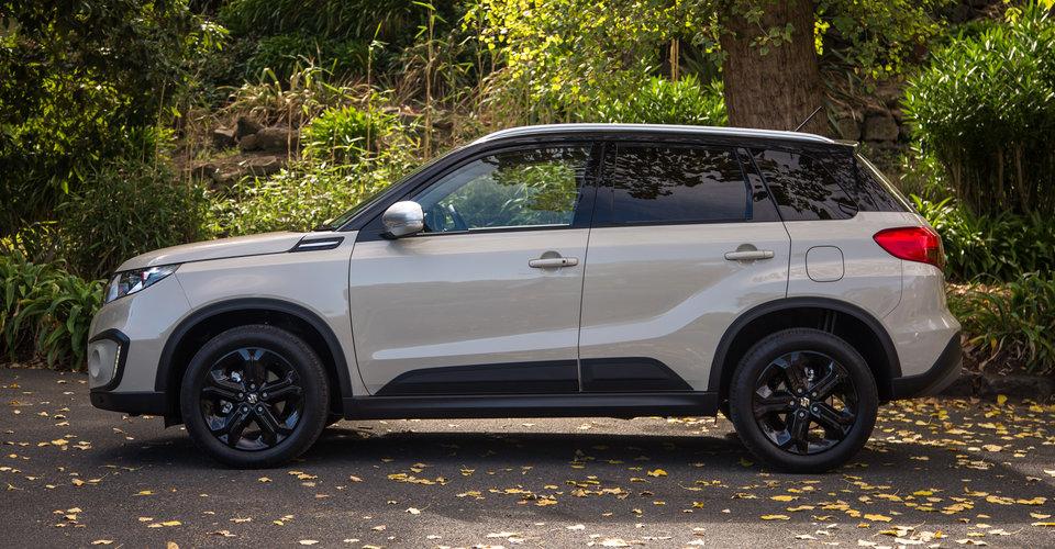 SUV Segmenti Suzuki Vitara