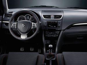 Suzuki Swift İç Görünüm