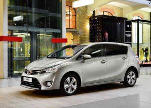 Yenilenen Toyota Verso