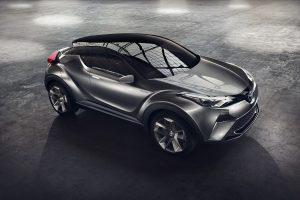 Toyota C-HR Dış Görünüm