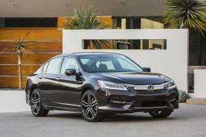 Honda Accord Önden Görünüm