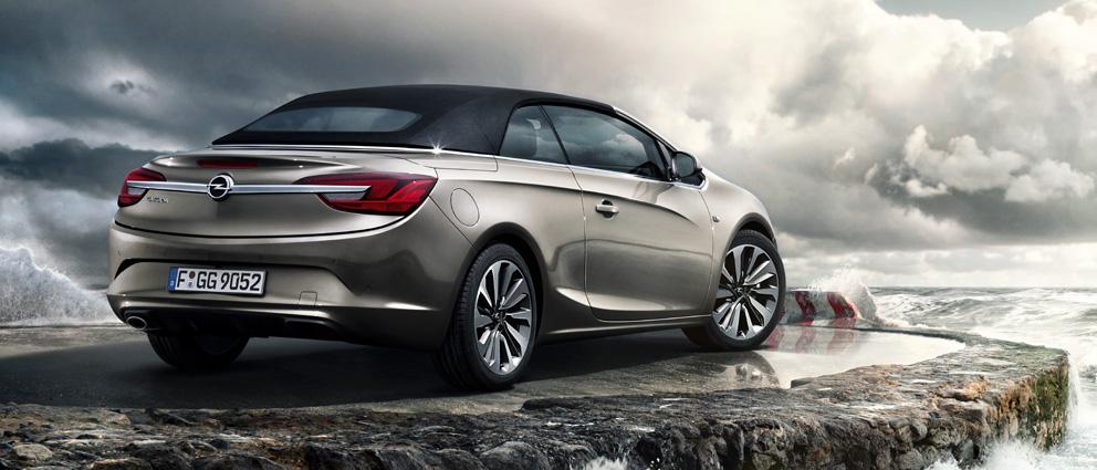 Yeni Opel Cascada Tasarımı