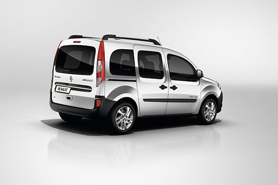 Yeni Renault Kangoo Multix