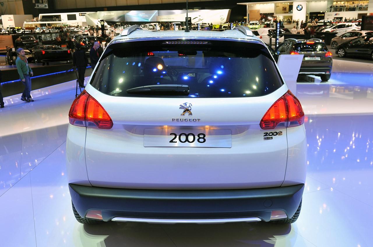 Peugeot 2008 1.6 Dizel Motora Sahip