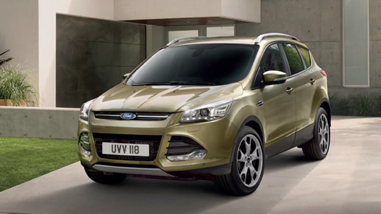 Ford Binek Araç Kampanyası