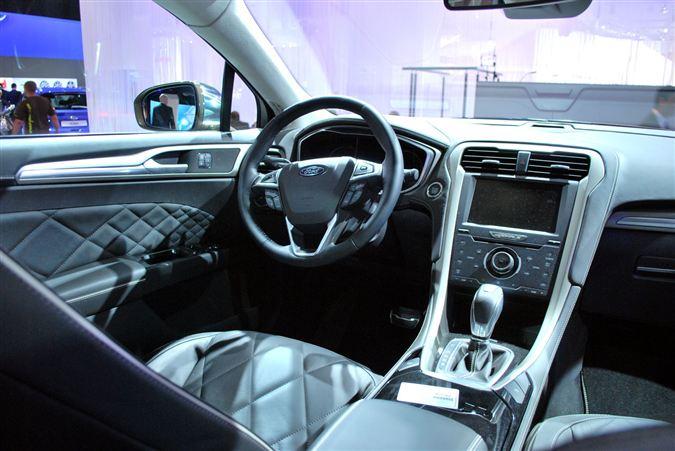 Ford Mondeo İç Tasarım