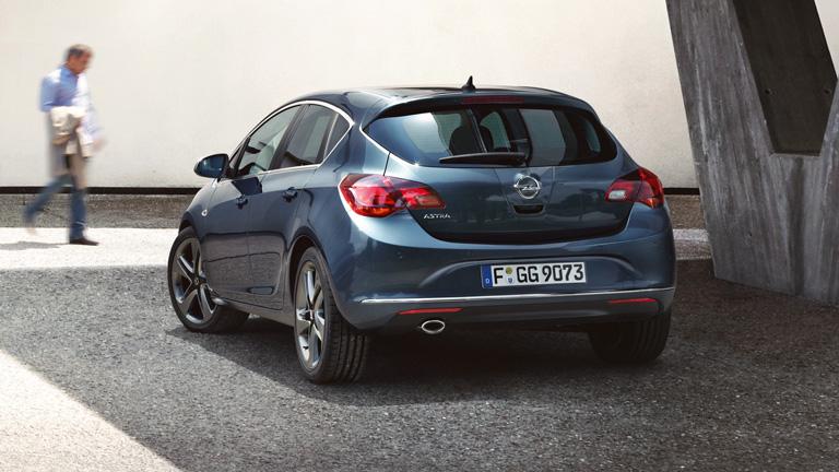 Opel Astra 2014 Ekim Kampanyaları