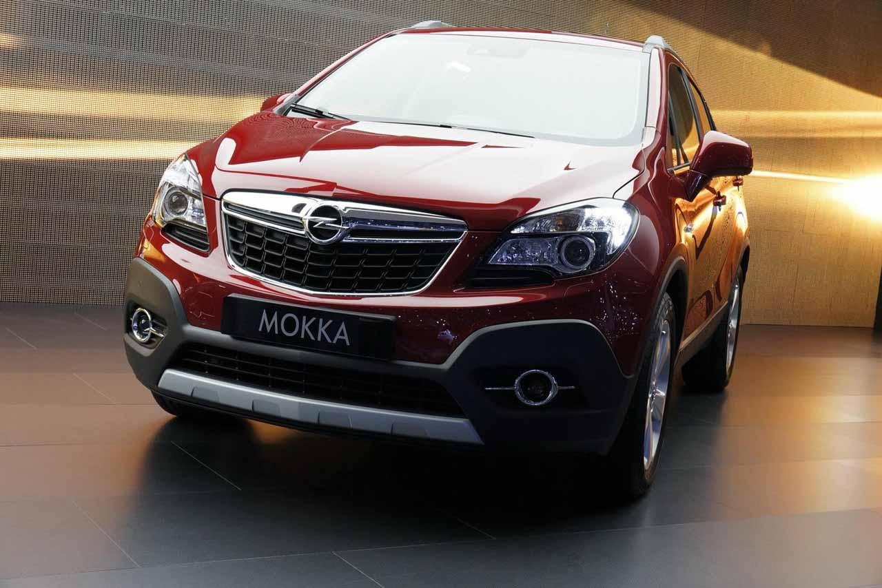 Opel Mokka Araç Tanıtımı