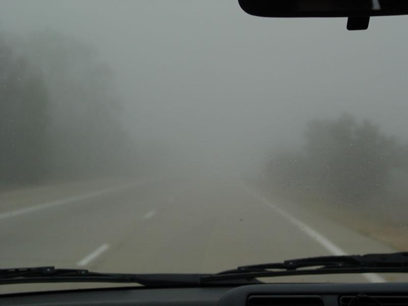 Sisli Havalarda Nasıl Araba KullanılmalıSisli Havalarda Nasıl Araba Kullanılmalı