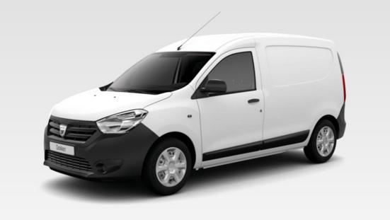 Dacia Dokker Van 2016