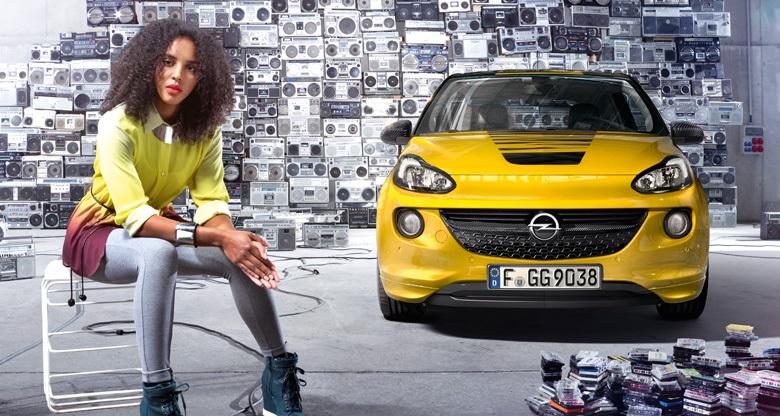 Opel Adam 2016 Modelleri