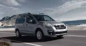 Peugeot partner tepee 2016 modelleri