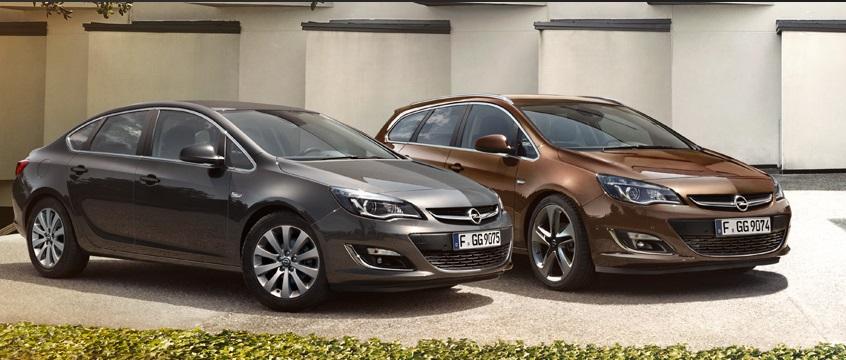 2016 Opel Astra fiyatı ve Modeli