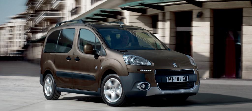 2015 Yeni Peugeot Partner Tepee Renk Seçenekleri