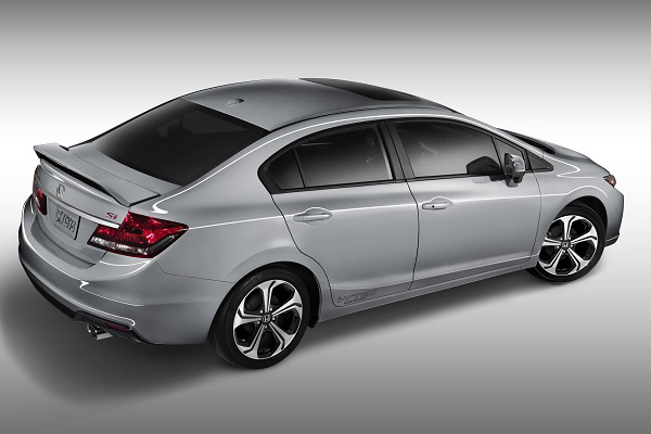 2015 Model Sedan Honda Civic