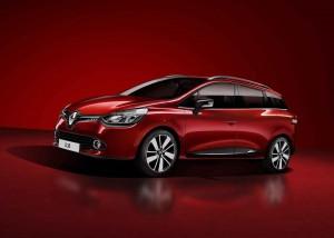 2015 Yeni Renault Clio Sport Tourer Dış Görünüm
