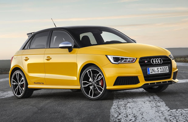 Audi A1 Sportback Renk Seçenekleri