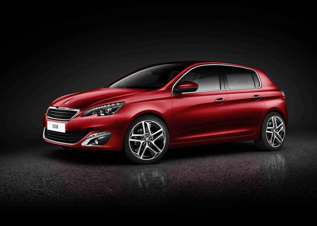 Peugeot 308 Renk Seçenekleri