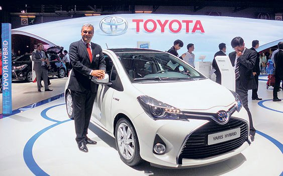 Toyota Hibrit Araç