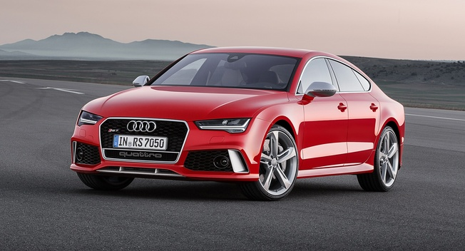 Yeni Kasa Audi Rs7