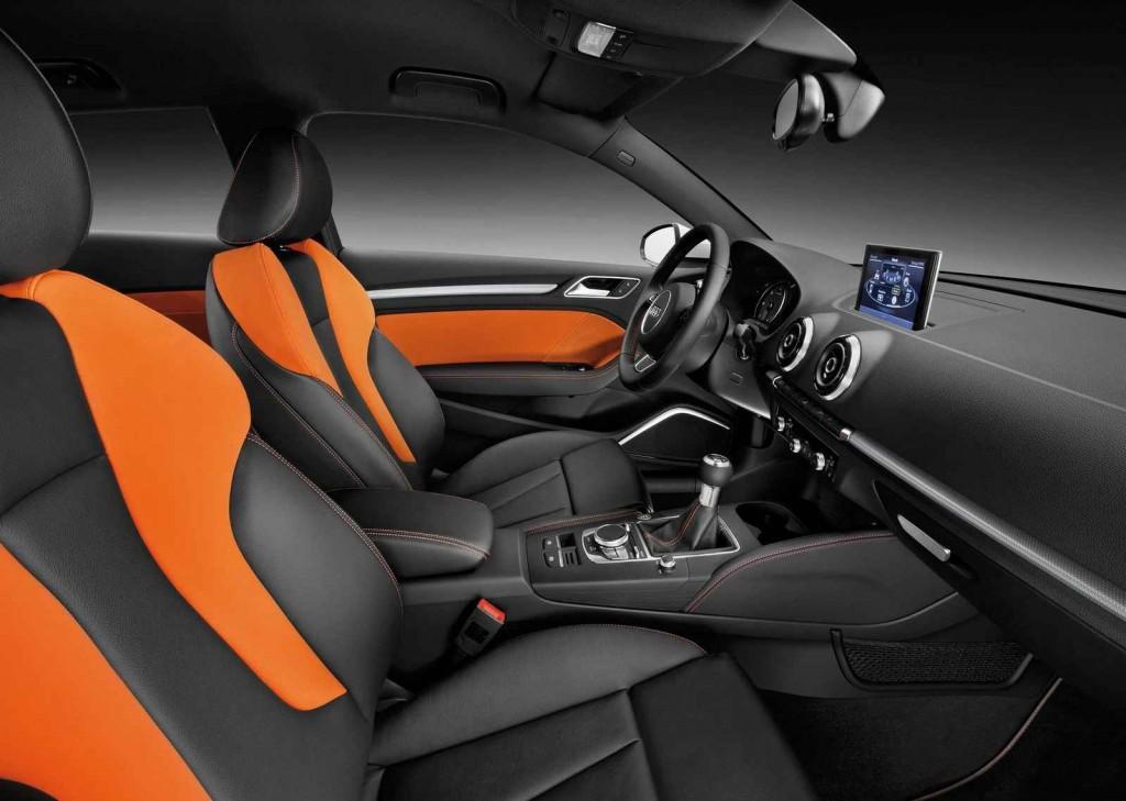 2015 Audi A3 İç Tasarım