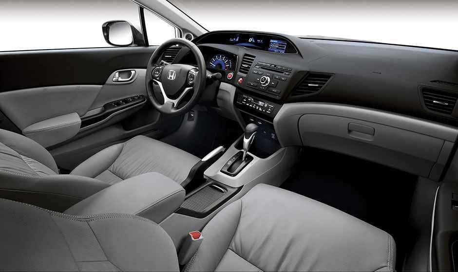 2015 Honda Civic Sedan İç Görünüm