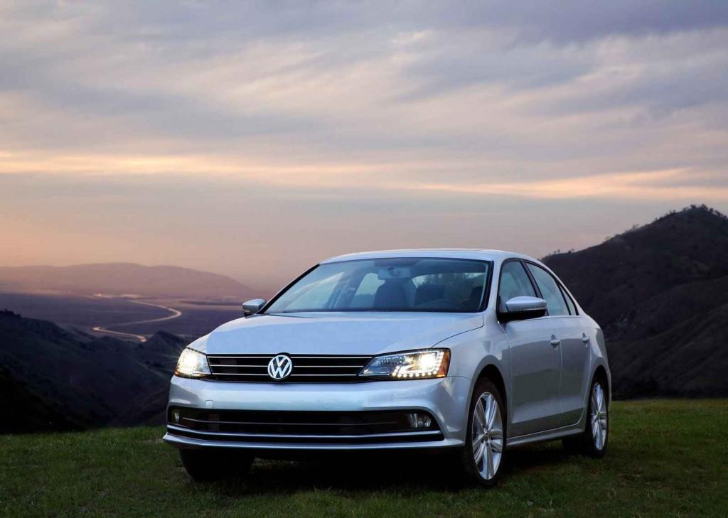 2015 Makyajlı Volkswagen Jetta