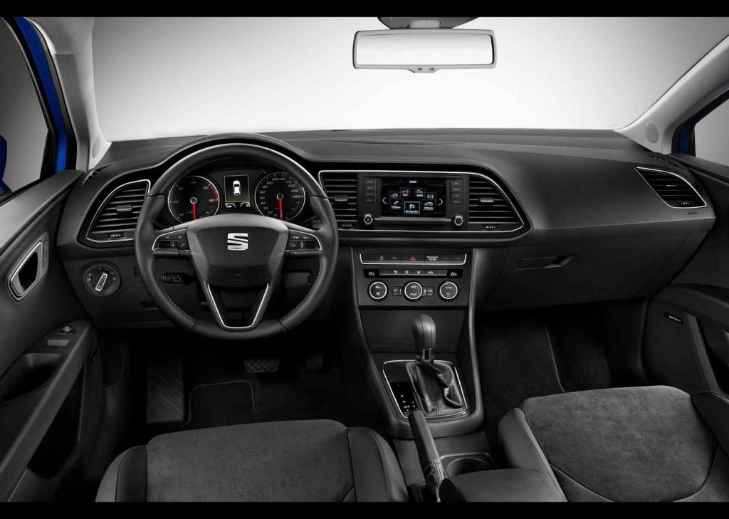 2015 Model Seat Leon İç Tasarım