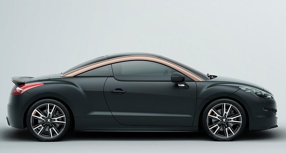 2015 Peugeot RCZ R  Renk Seçenekleri