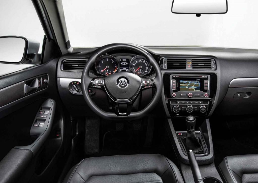 2015 Volkswagen Jetta İç Görünüm