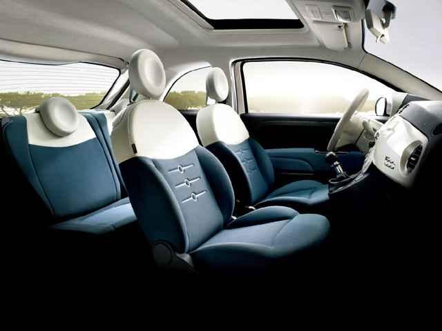 Fiat 500  İç Hacmi