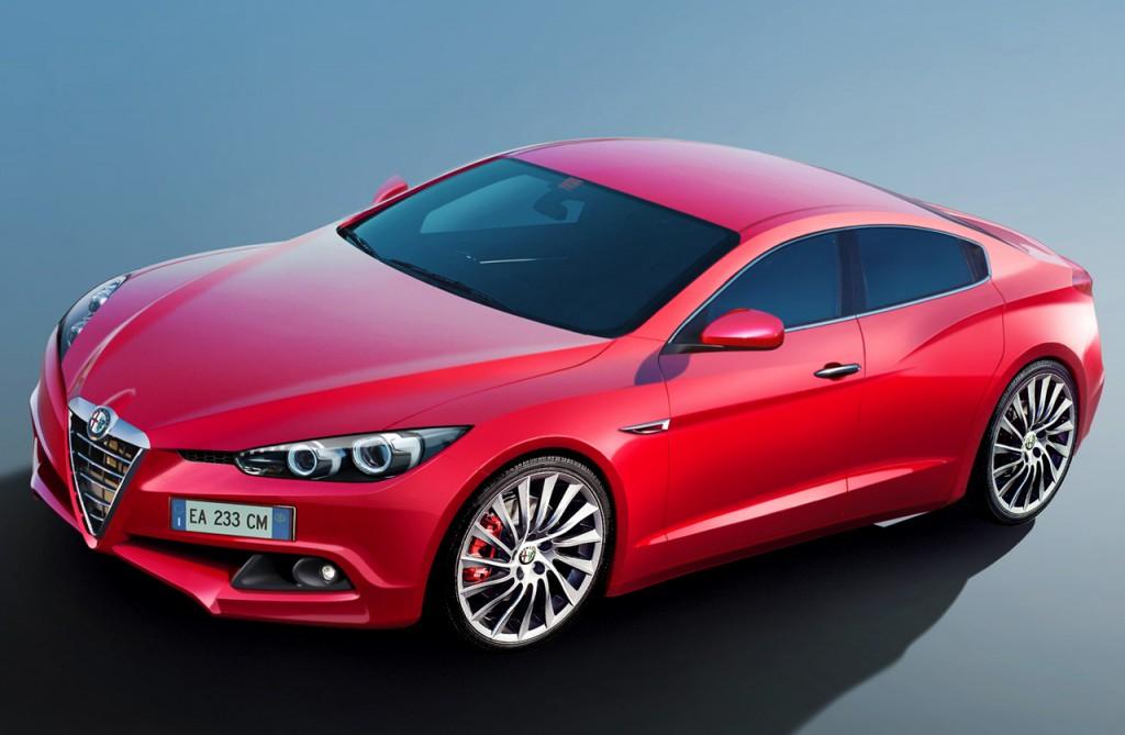 2015 Alfa Romeo Giulia Renk Seçenekleri