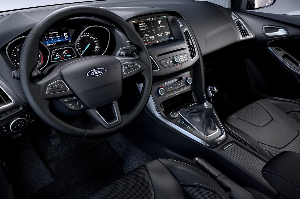 2015 Ford Focus İç Görünüm