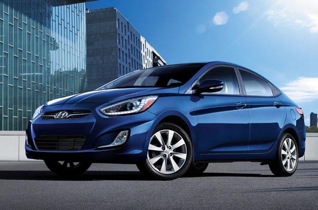 2015 Model Hyundai Accent Blue Kampanya