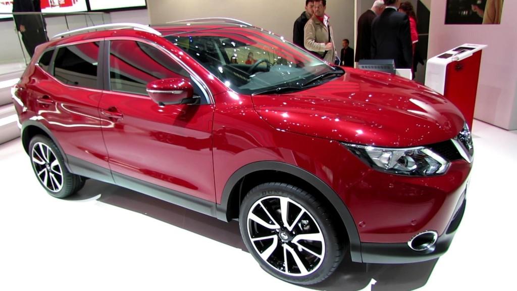 2015 Nissan Qashqai Renk Seçenekleri