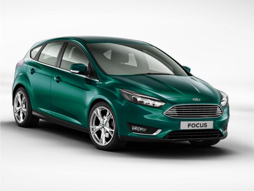 Dizel Motor Seçeneğiyle 2015 Ford Focus