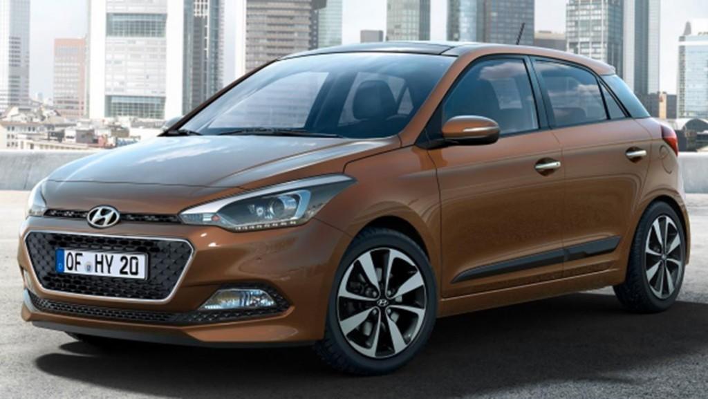 Tasarım Ödüllü 2015 Model Hyundai i20 Kampanyası