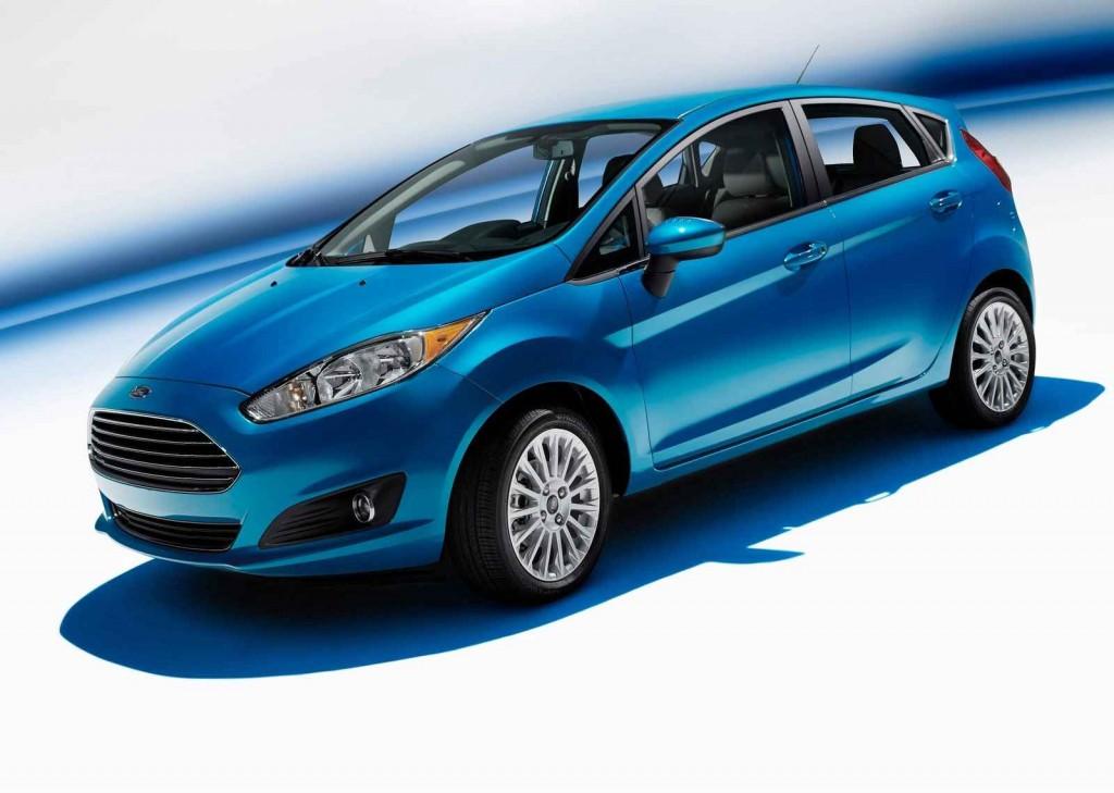 Yenilenen Ford Fiesta Fiyatları