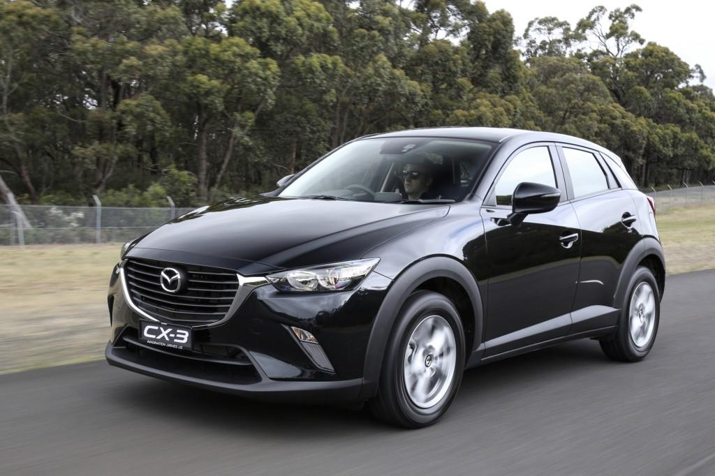 2015 Mazda CX-3 Renk Seçenekleri