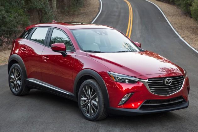 2015 Mazda CX-3 Tasarımı