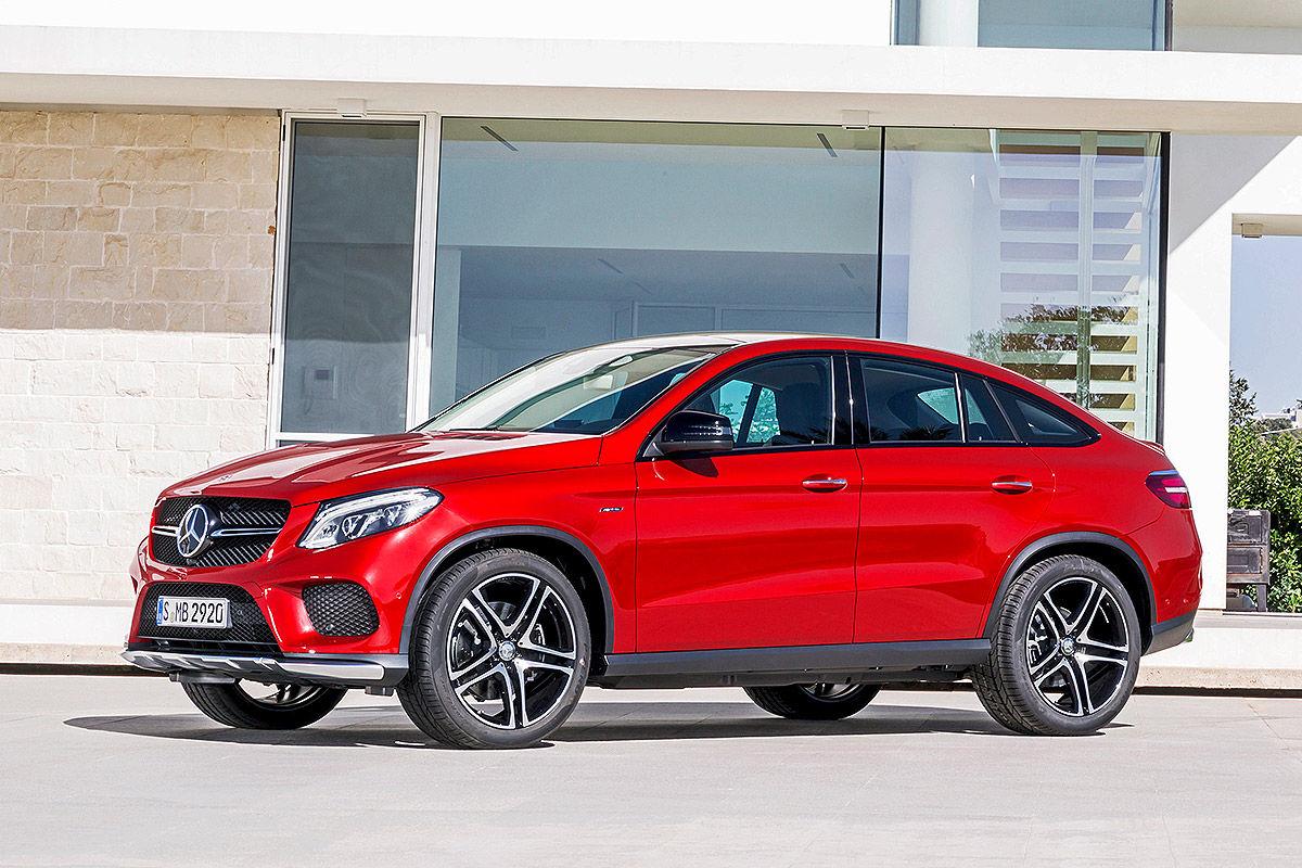 2016 Mercedes Gle Coupe Fiyat Listesi Uygun Taşıt